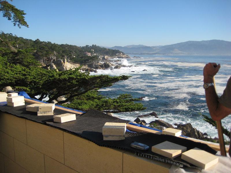 jet mulch green roofs